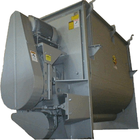 Scott Mixer Feeder for AST Dryer