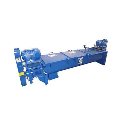 pugmill continuous mixer