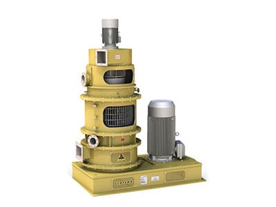 Industrial Size Reduction Equipment - Atritor Cell Mill